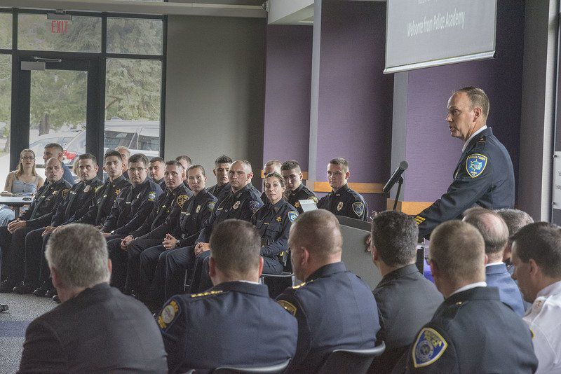 New class of officers graduates fromLaw Enforcement Academy