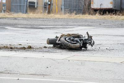Police: Motorcycle accident victim was 20-year-old Falls man