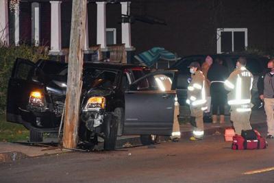 Falls police probe Niagara Street shooting, accident