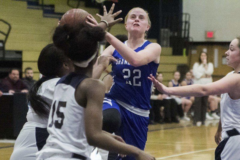 Scrappy Sweeney named girls hoops player of the year