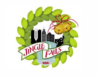 Jingle Falls logo