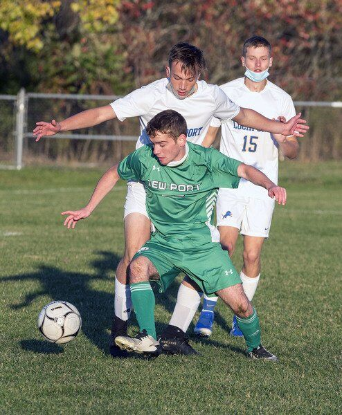 Lew-Port boys soccer hands Lockport first loss