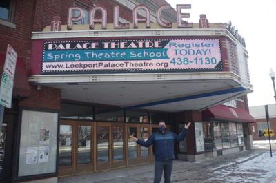Palace Theater to open in May