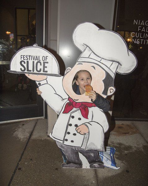 Festival of Slice draws huge crowd in downtown NF