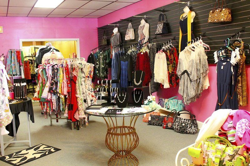 Boutique dedicated to fight against cancer