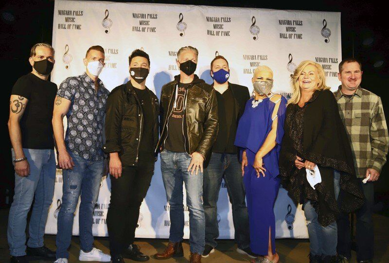 Seven inducted into the NF Music Hall of Fame on Thursday