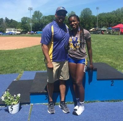 Locals show well at state T&F championships