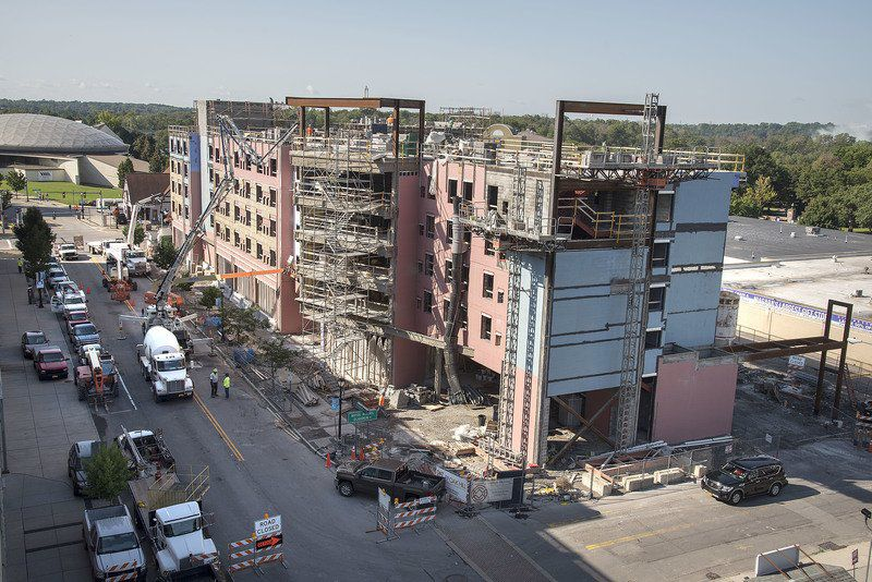 Hotel Development Continues Downtown Taste Of Home