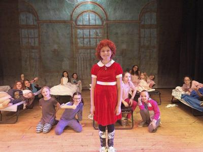 Five Reasons to see 'Annie Jr.' at the NACC
