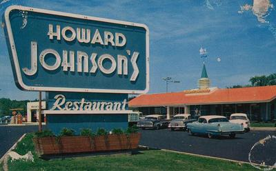 Image result for Howard Johnson's Restaurant