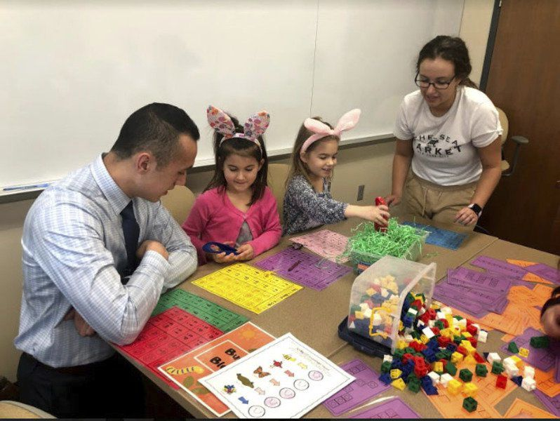 FROM THE UNITED WAY: Funding integral for 'Books, Ball and Blocks'