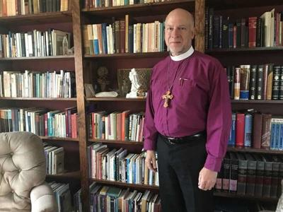 Episcopal bishop to resign over same-sex marriage stance