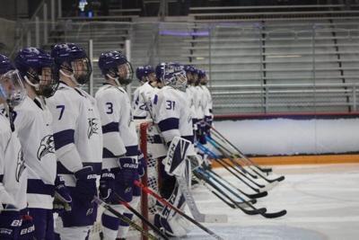 NU hockey on hold after SLU's outbreak