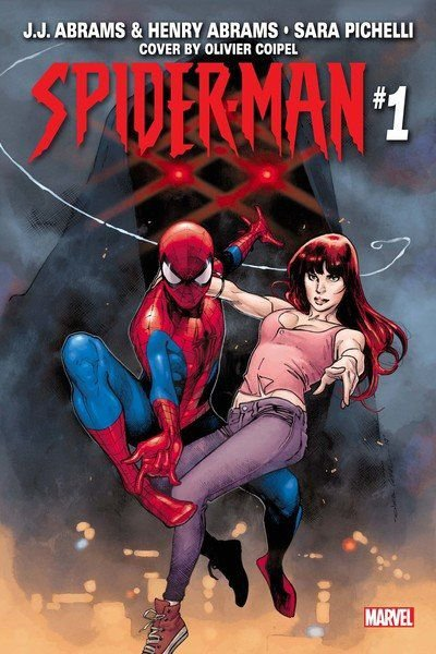 VIEW FROM THE COMIC SHOP: J.J. Abrams's Spider-Man comic highlights September releases