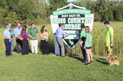 Lew-Port honors Gary Raby with new course
