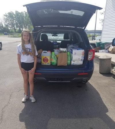 High school student raises money for shelter cats