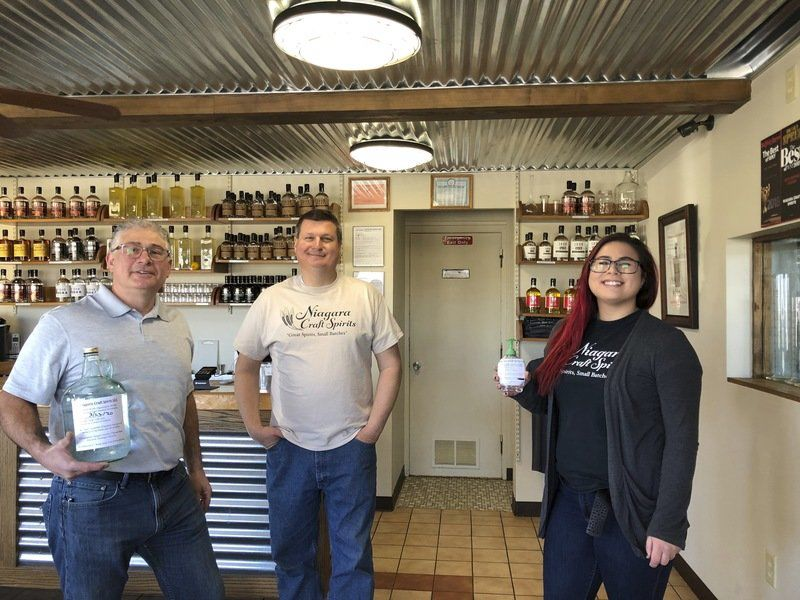 From sanitizers to virtualtastings and deliveries, the Niagara Wine Trailsteps up