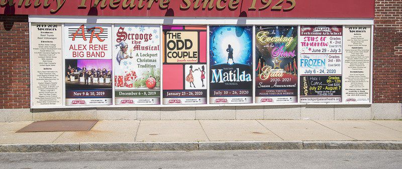 Curtains rising ... virtually for local theater