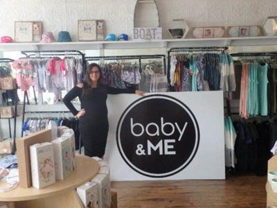 Lewiston welcomes new Baby & Me boutique