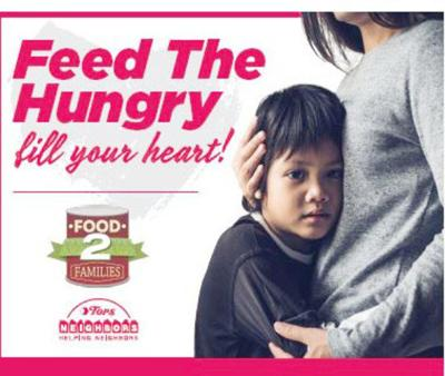 Food 2 Families Campaign underway at Tops
