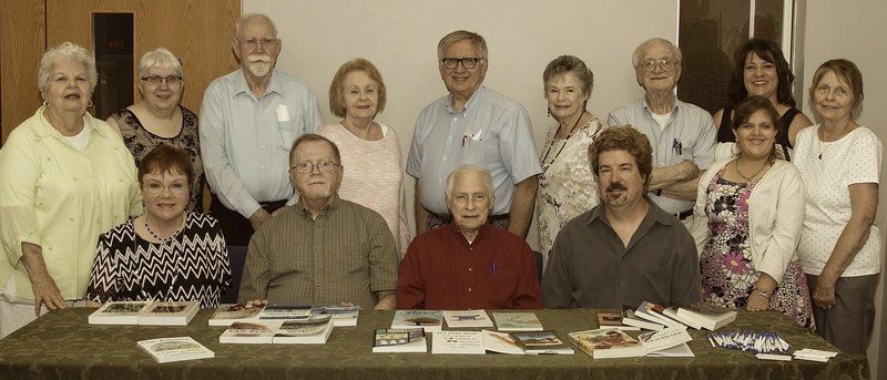Lewiston Writer's Group celebrates 10 yeasr: Members share thoughts on benefits of sharing with fellow writers
