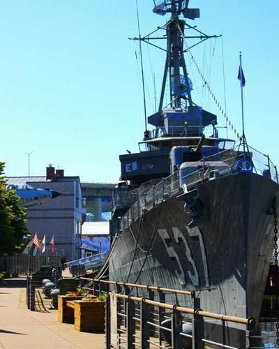 Naval Park opening for visitors on Saturday