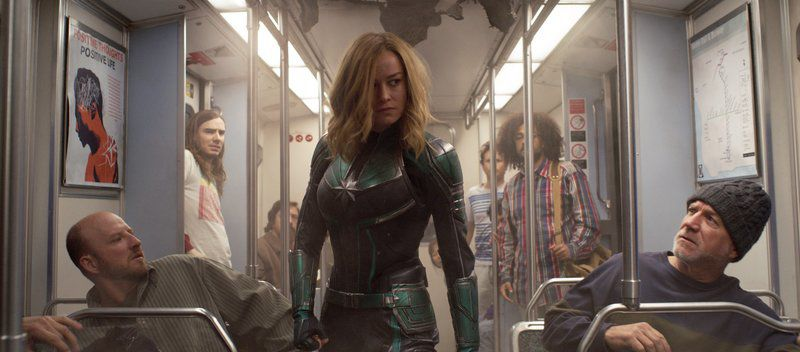 VIEW FROM THE COMIC SHOP: Captain Marvel flies into theaters with a cat named Goose