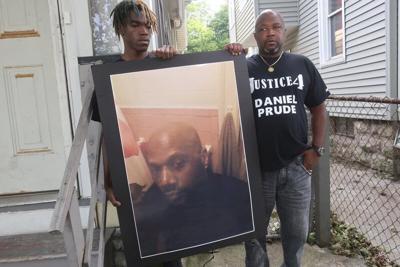 Officer in Prude death faces departmental discipline