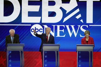 Dems spar over health care during debate