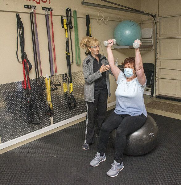 Lewiston personal trainer shares exercise tips for seniors
