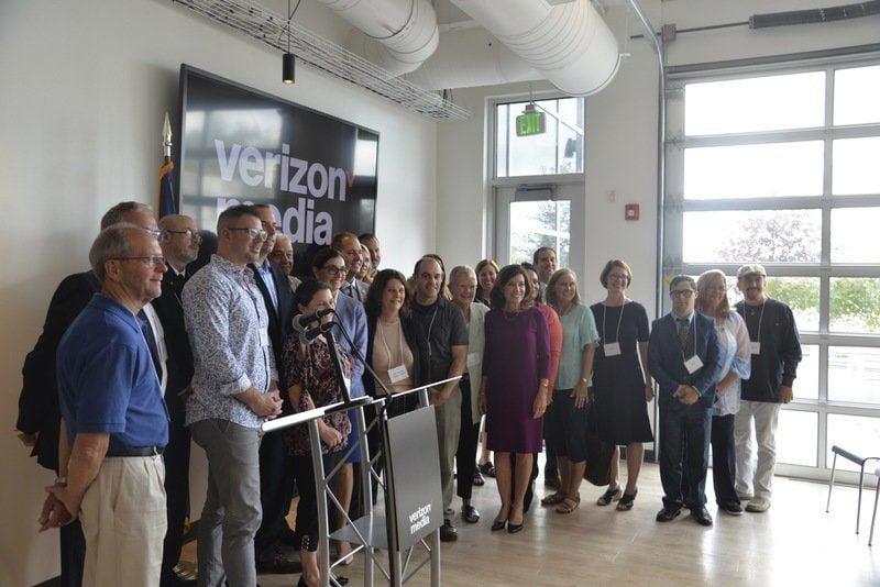 Heart, Love & Soul among groups awardedVerizon Mediafunds