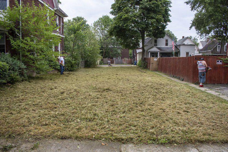 SCHEER: A real 'grass' roots effort