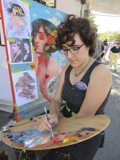 Art Fest applications available