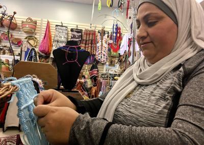 Trump Fewer Refugees