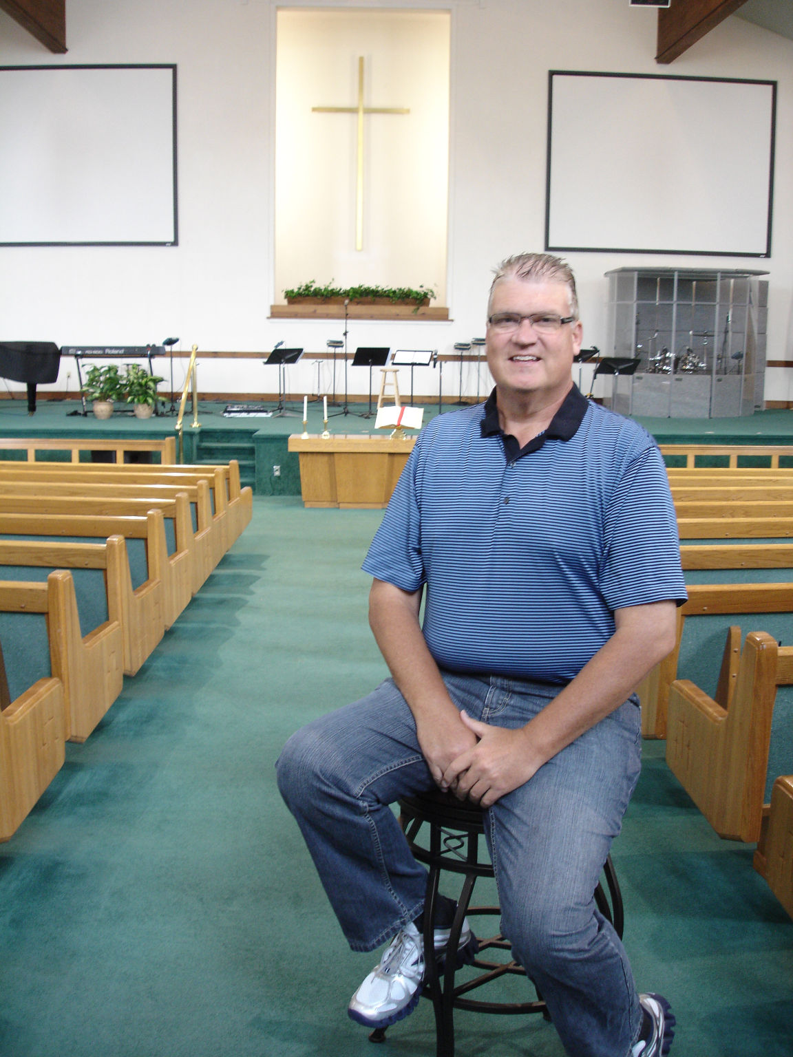 Graceful Losses Falls Pastor Among Those Benefiting By Weight Loss