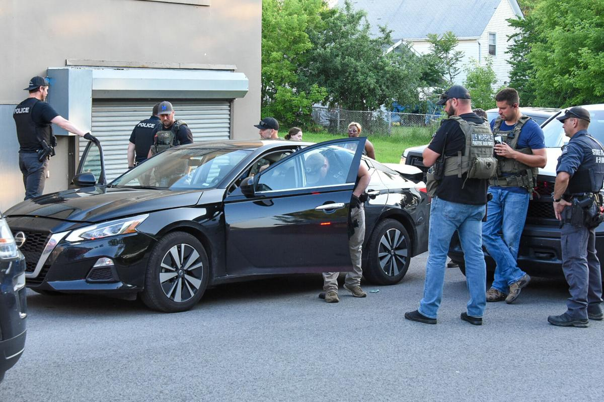 Elmwood arrest