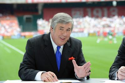 ESPN anchor Bob Ley retires after 40 years