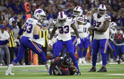 Bills send rookies home after positive tests