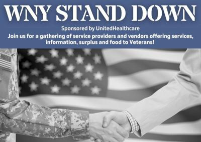 Buffalo Stand Down returning to serve veterans