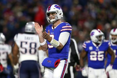 buffalo bills re sign qb derek anderson to 1 year contract sports