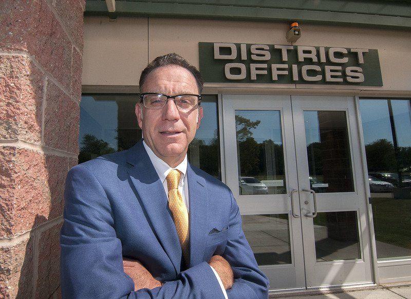 Paul Casseri finds his place at Lewiston Porter School District