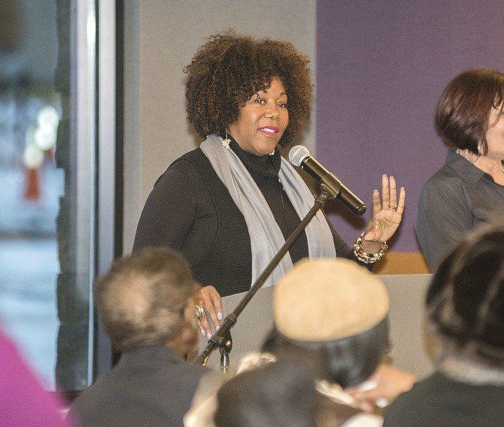 Ruby Bridges brings message to NU