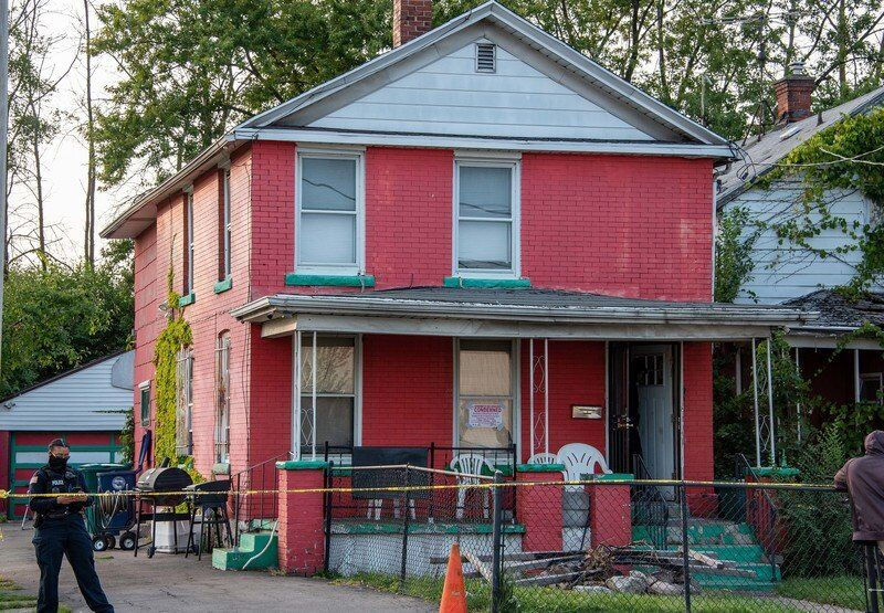 Red Room gunshot victim had been reported missing