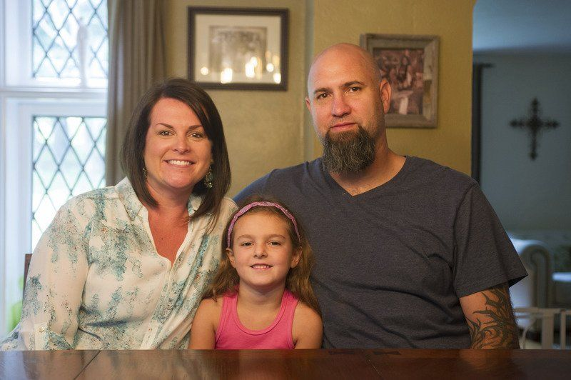 Genetic testing spurs young mother to have double mastectomy