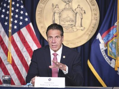 Cuomo announces statewide rapid testing