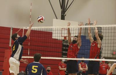 NT boys volleyball back with clean slate