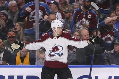 Sabres can't handle Avalanche
