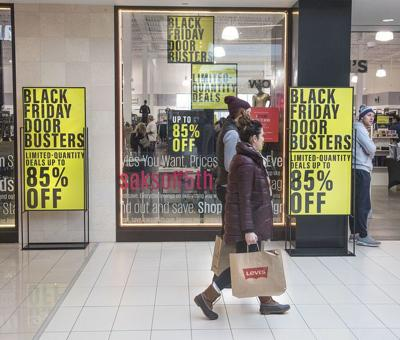 Fashion Outlets gearing up for Black Friday shopping event