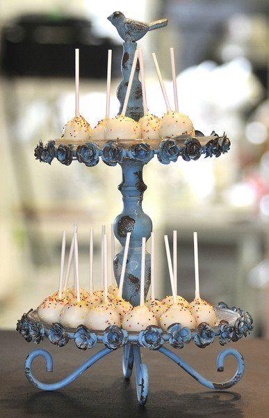 Chicago Cake Pops By Tara