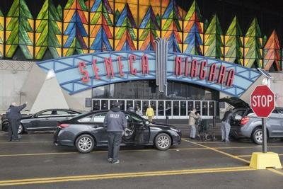 Judge rejects Seneca Nation's bid to suspend casino payments to state